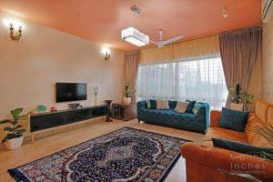 apartment-living-rooma-Interior designers in Pune
