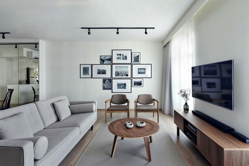 light and warm colors-home interior designers in pune