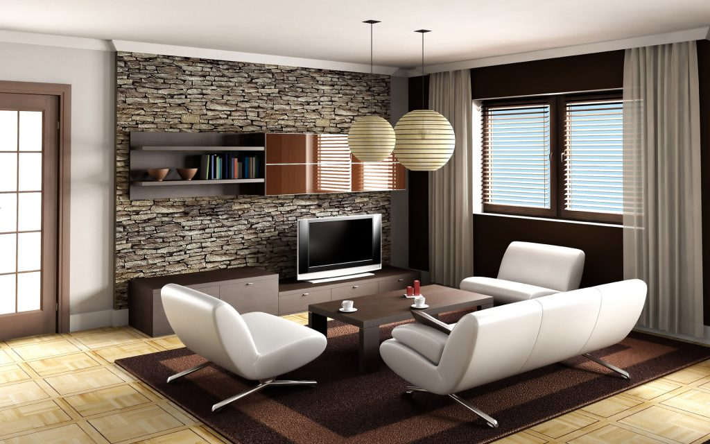 living-room-cleaning-Interior designing firms in Pune